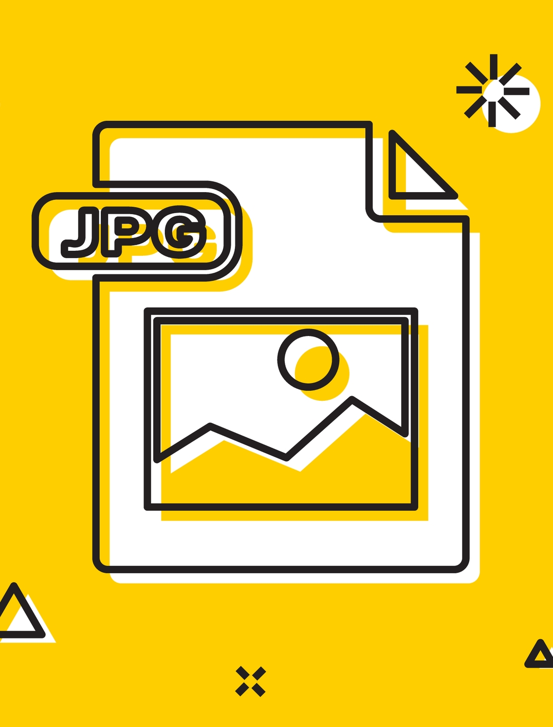 png vs jpeg featuring jpg format icon