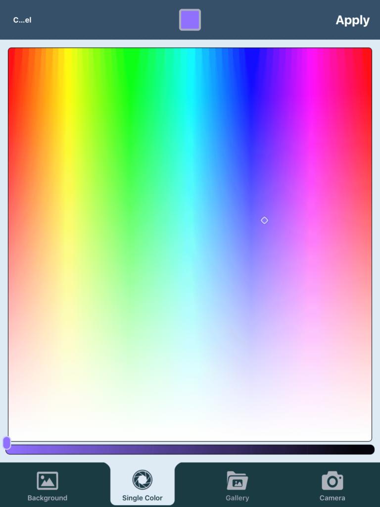 Cut-Paste-Single-Color-Background