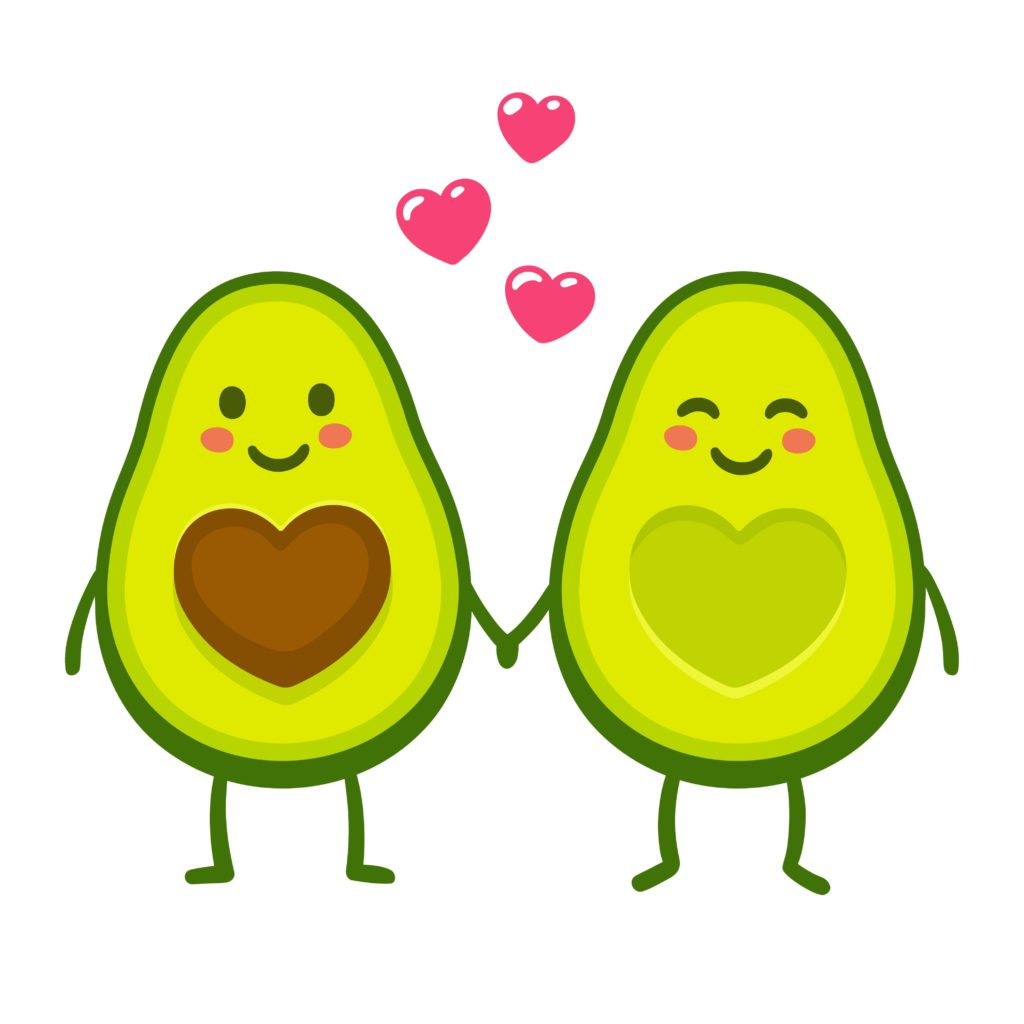Avocado-Couple