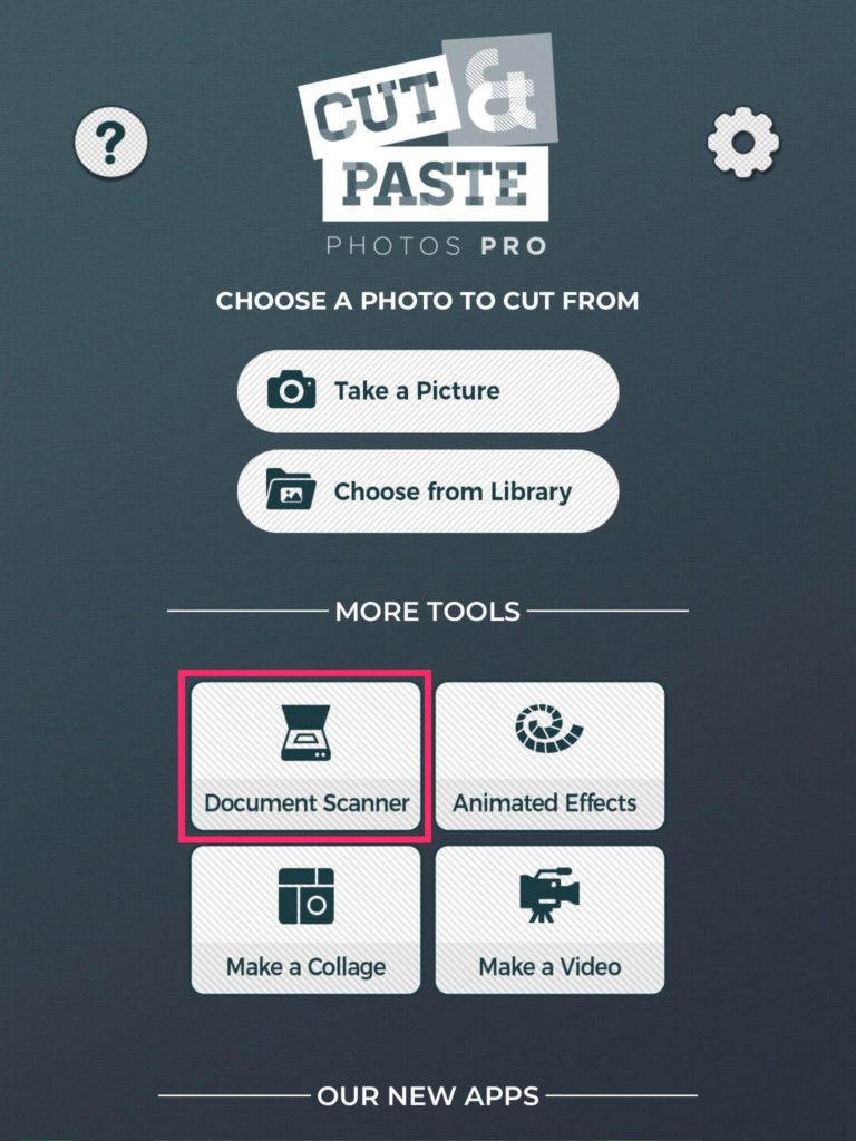 Cut-Paste-Document-Scanner